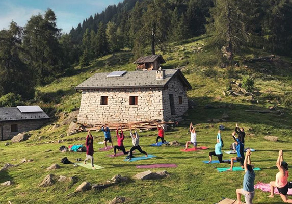 yoga malgastain